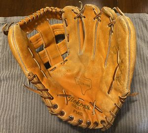Nokona Pro Line F140 Willow-Tan Vintage Baseball Softball Glove for Sale in Kenmore, WA