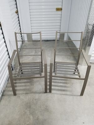 Outdoor patio chairs for Sale in Bend, OR