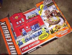 Fire station kids toy NeW for Sale in Catonsville, MD