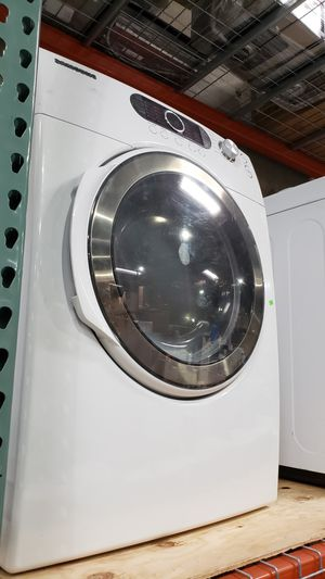 SAMSUNG SUPER CAPACITY FRONT LOAD GAS DRYER for Sale in Covina, CA