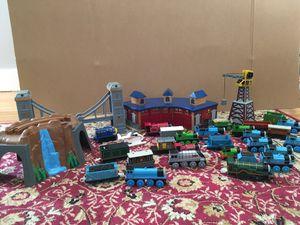Thomas The Train collection for Sale in Foxborough, MA