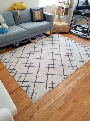 Graphic rug for Sale in Ashburn, VA