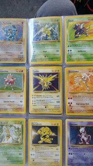 Pokemon Card Collection. 100 plus cards for Sale in St. Petersburg, FL