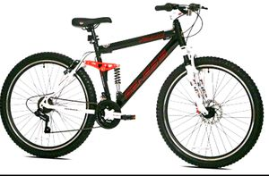 Brand New! Mens 27.5 Black and Red Genesis Mountain Bike for Sale in Pompano Beach, FL