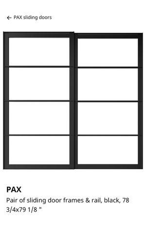 Sliding closet doors for Sale in Claremont, CA