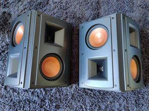 Klipsch RS 52 ii surround sound speakers home theater like new for Sale in Riverview, FL