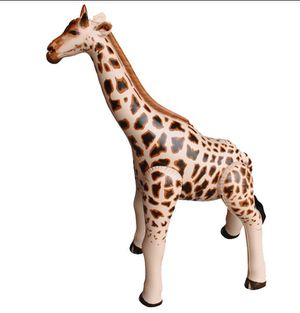 Giraffe Inflatable 36 Inches Tall New for Sale in Concord, MA