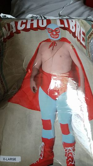 Nacho Libre Costume for Sale, used for sale  Baldwin Park, CA