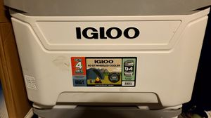 Igloo 60 qt wheeled cooler new for Sale in Indianapolis, IN