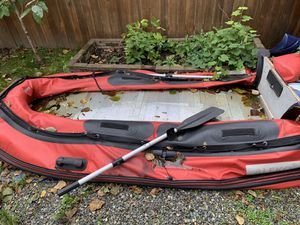 Aleko Inflatable Dinghy **FREE** for Sale in Puyallup, WA
