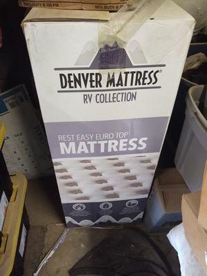 Rv king mattress brand new for Sale in San Bernardino, CA