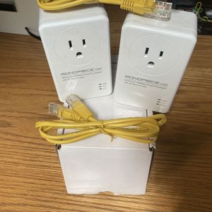 AC to Ethernet (Route internet connection to anywhere in the house.) for Sale in Watsonville, CA
