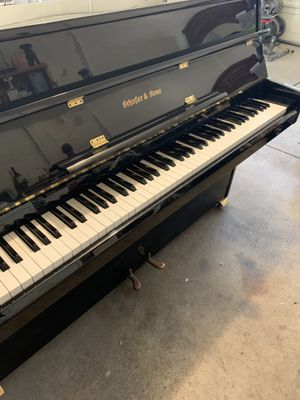 Schafer & Sons piano VS40 for Sale in San Jose, CA