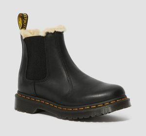 Dr Marten's Leonore Chelsea Fur Lined Ankle Boots for Sale in Barnstable, MA