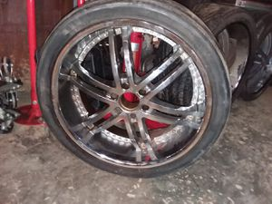 "24"" wheels 6 lug Chevrolet for Sale in Christiana, TN"