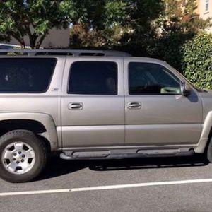 2003 Chevrolet Suburban Z71 for Sale in San Jose, CA
