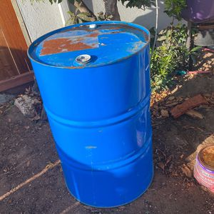 50 Gallon Drum for Sale in Seaside, CA