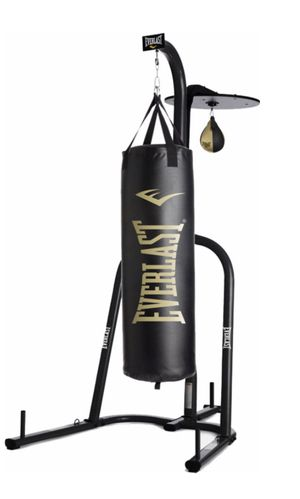Boxing bag with stand & speed bag for Sale in Land O Lakes, FL