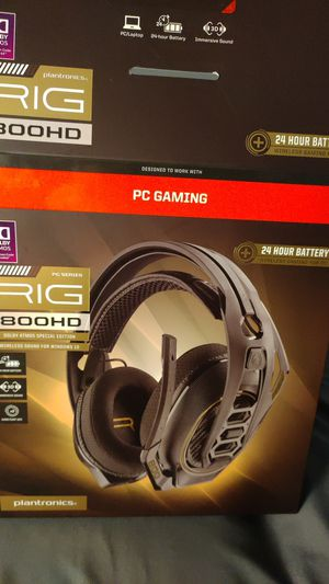 RIG 800HD wireless gaming headset for Sale in Waterford Township, MI