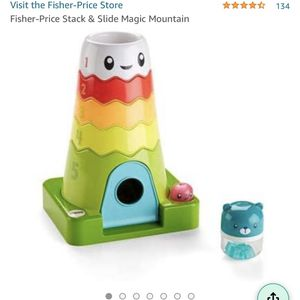 Fisher-Price Stack & Slide Magic Mountain for Sale in Campbell, CA