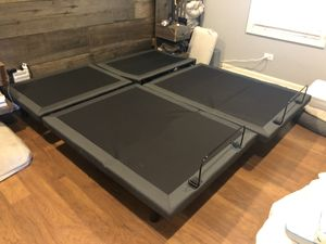 Adjustable bed frame for Sale in Sugar Grove, IL