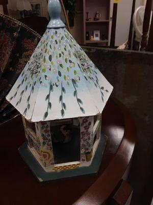 Decorative Gazebo Birdhouse for Sale in Farmville, VA