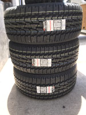 Conqueror A/T-5 TYRES @ wholesale prices—WE DELIVER ONLY for Sale in Anaheim, CA