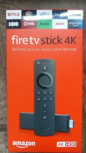 Amazon fire tv stick 4K for Sale in Orlando, FL