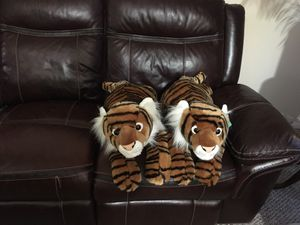 "Pair of Aurora World Super Flopsie Bengal Tiger Plush 27"" Brand New PBS for Sale in Virginia Beach, VA"