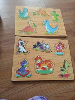 #2 Kids Puzzles for Sale in Norwich,  CT