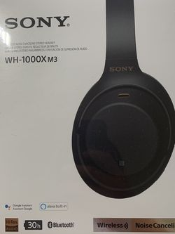Sony WH-1000XM3 Noice Canceling Headphone for Sale in Arlington,  VA