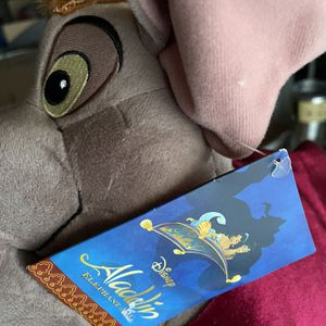 """Aladdin Abu as Elephant Embroidered Plush Toy Doll 13 1/2"""" High for Sale in Norwalk, CA"""