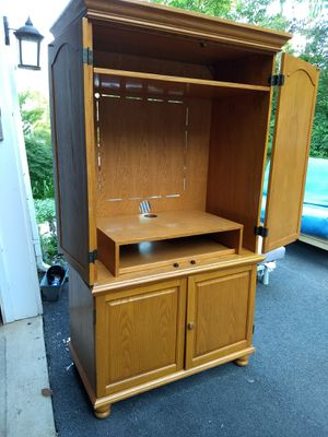 TV/Computer Armoire for Sale in Ashburn, VA