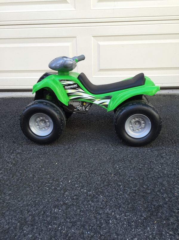 Kawasaki KFX700 ATV Ride On Toy