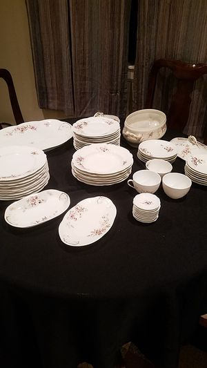 Bawo & Dotter 56 piece China set for Sale in Austin, TX