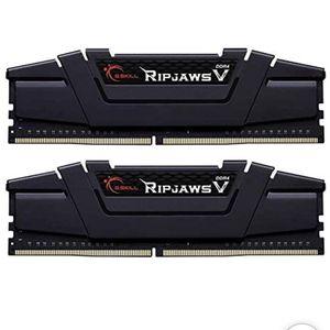 G.Skill Ripjaws V Series RAM 4x16GB 288-Pin DDR4 SDRAM DDR4 3200 (PC4 25600) Desktop Memory Model F-4-3200C16S-16GVK (NEW) for Sale in Sunnyvale, CA