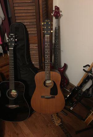 Fender Guitar for Sale in Clarkesville, GA