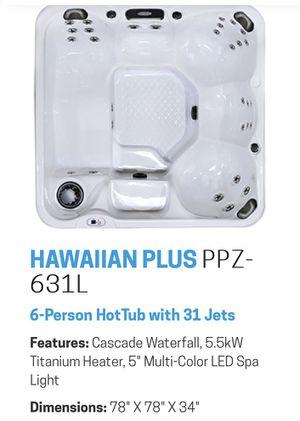 Cal Spa, model: Hawaiian Plus PPZ-631L for Sale in Big Bear, CA