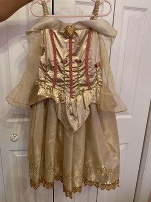 Disney store aurora sleeping beauty Halloween costume 4T for Sale in Hialeah, FL