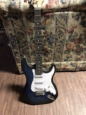 Zeny beginners electric guitar for Sale in Viola, IL