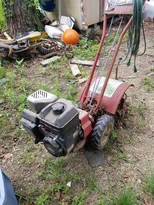 Troy built tiller. New motor for Sale in Hammonton, NJ