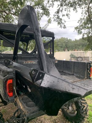 Jeep JK Stinger front bumper with winch mount for Sale in Orlando, FL