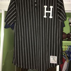 HUF Men's Baseball Tee for Sale in Los Angeles, CA