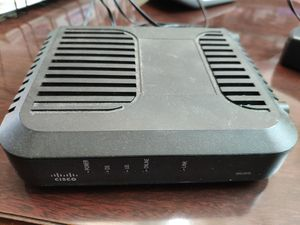 Barely used Cisco DPC3010 Modem for Comcast for Sale in Peachtree Corners, GA