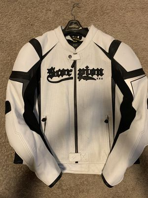 Scorpion EXO leather jacket for Sale in Mesquite, TX
