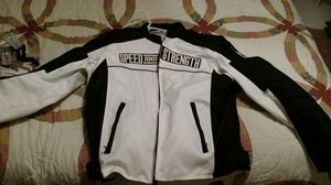 Motor cycle jacket for Sale in Tampa, FL