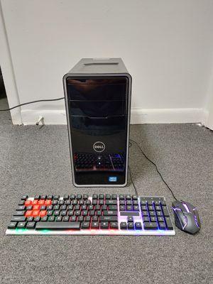 DELL GAMING COMPUTER INTEL CORE I3 QUADCORE 3.2GHZ, 16GB RAM, 1TB HD, NVIDIA, WIFI, DVD for Sale in Miami, FL