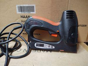 Staples nail gun hand held for Sale in Bloomingdale, IL