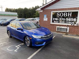 2016 Honda Civic Sedan for Sale in Suwanee, GA