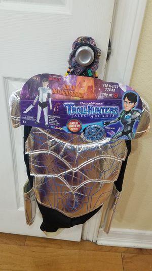 Troll hunter kids costume M for Sale in Chula Vista, CA